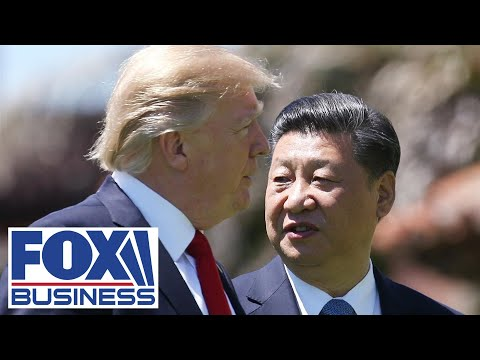 Trump's NATO comments revamp China trade tensions