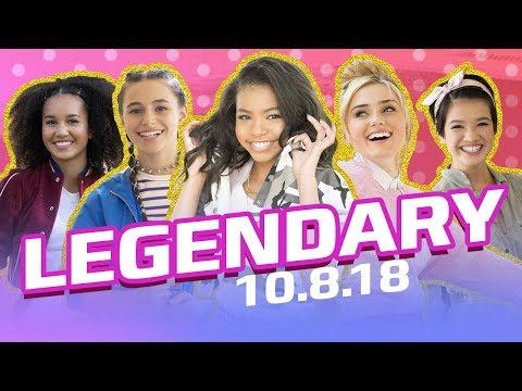 Legendary Music Video Sneak Peek | Disney Channel