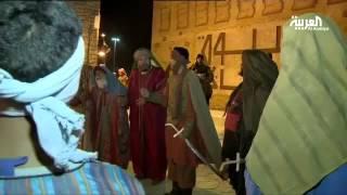 مسرح الشارع يحضر في مهرجان الجنادرية لأول مرة