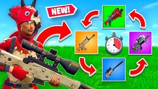 SHARPSHOOTER Custom Game in Fortnite Battle Royale