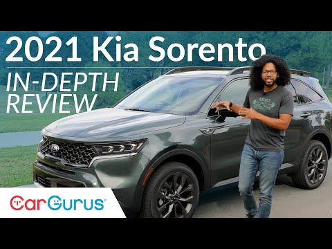 2021 Kia Sorento Review: Another outstanding Kia | CarGurus