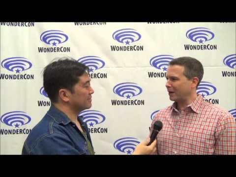 WonderCon 2016: Robert Doherty  for Elementary