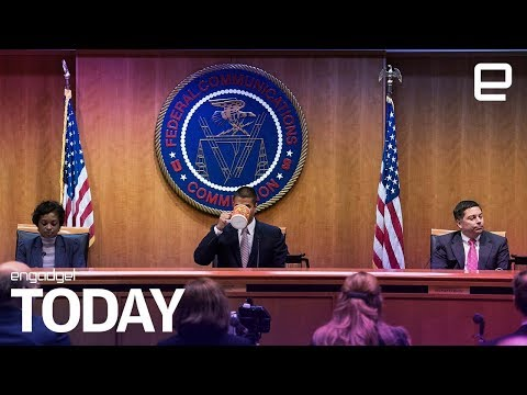The FCC just voted to roll back Net Neutrality protections   Engadget Today