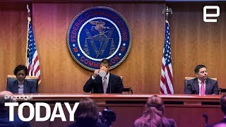 The FCC just voted to roll back Net Neutrality protections | Engadget Today