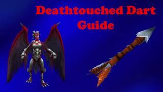 Deathtouched Darts Guide | RuneScape 3