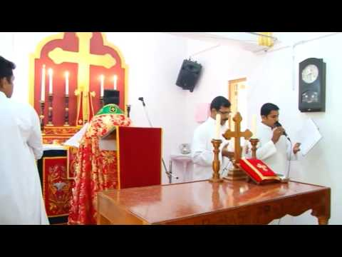 Holy Mass By Rev. Fr. Eldhose Pullparambil at Mor Beseliose Chapel Kozhippilly Inchoor Church