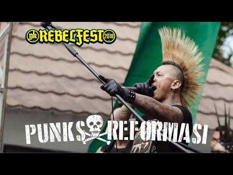 Punks Reformasi Live YK Rebelfest 2018