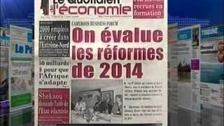 REVUE DE PRESSE YDE DU 09 03 2015