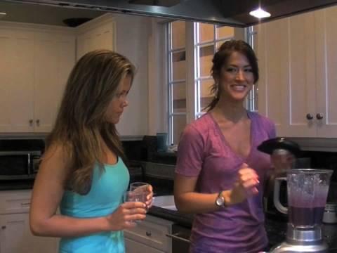 New Healthy Recipe! Antioxidant Smoothie