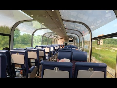 Via Rail From Toronto To Vancouver (The Canadian) | 加拿大火车之旅
