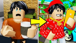 Poor To Rich: The Story of Alex From Bloxburg! Part 2 (A Roblox Movie)