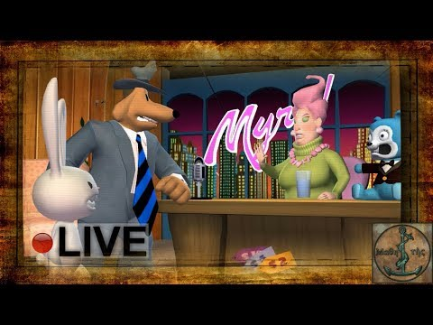 Finale - Sam & Max: season 1 Situation: Comedy