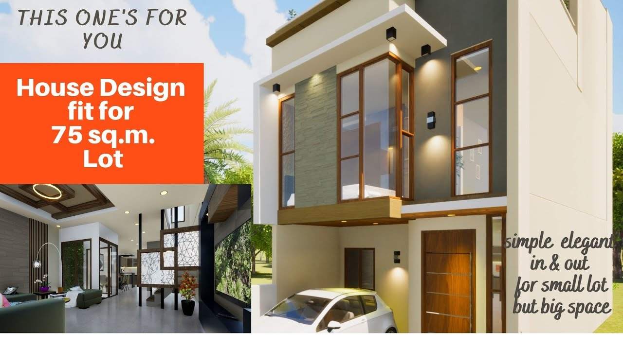 House Design Ideas 3 Bedrooms Modern House Tour Elegant W Roof Deck Youtube
