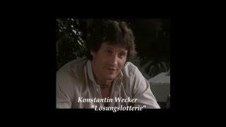 Konstantin Wecker -  Lösungslotterie - 1978
