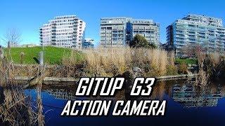 Екшн Камера GitUp Г3 Помилкові Крик У Ванкувері 28 Мбіт / С