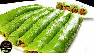 ഇതനറ ഗണങങള അറയത പകരത  Healthiest BF Rolls  Kids Special  Cucumber Rolls