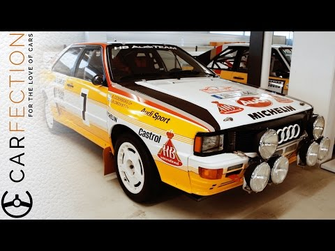 Audi Quattro: How They Created A Rally Legend - Carfection