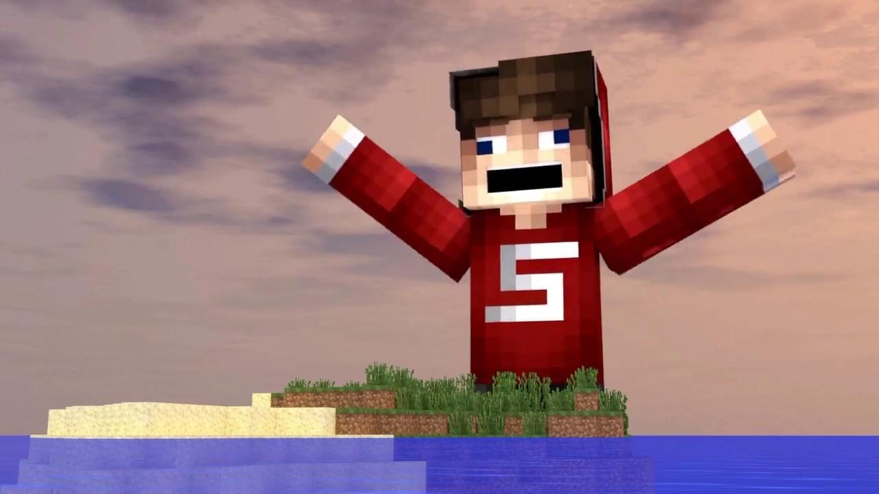 Big Enough Meme (Minecraft Animation) - YouTube