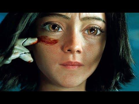 ALITA - BATTLE ANGEL   Trailer #2 deutsch german [HD]