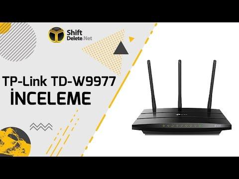 TP-Link TD-W9977 inceleme - Uygun fiyatlı VDSL2 modem!