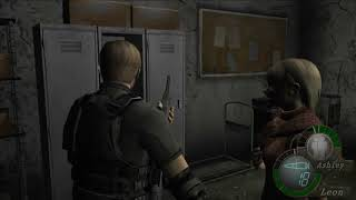 Resident Evil 4 - Chapter 5-2 03 Base - Elevator
