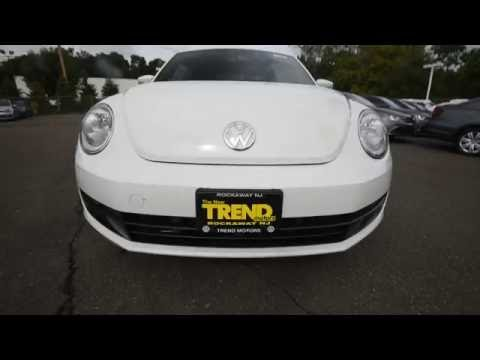 BRAND NEW 2016 Volkswagen Beetle 1.8T Classic Walk-Around at Trend Motors VW in Rockaway, NJ