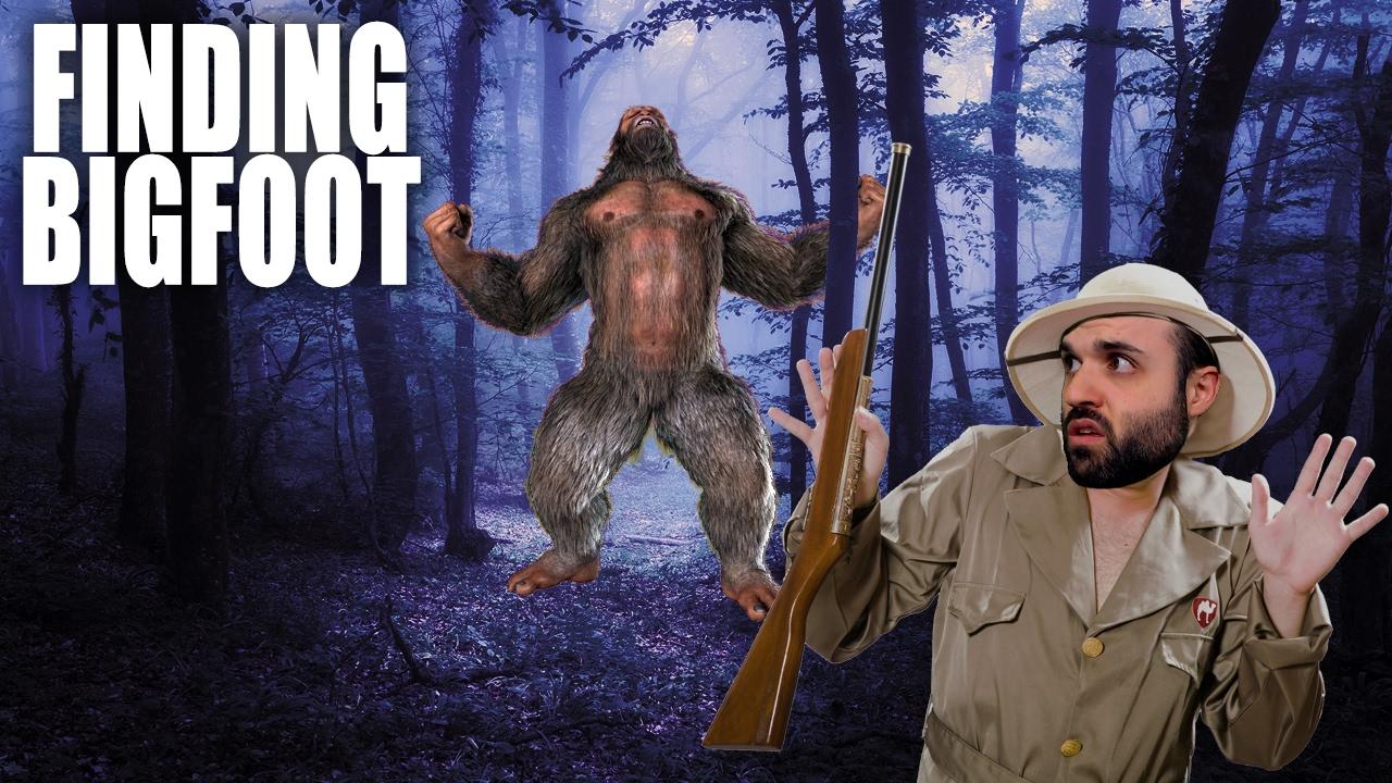 Finding bigfoot download