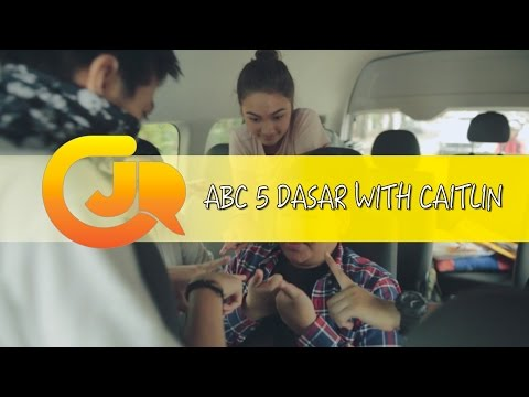 CJR Games - ABC 5 DASAR With Caitlin