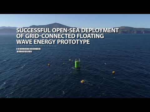 <p>Offshore operation to reduce wave energy costs – Results obtained</p>