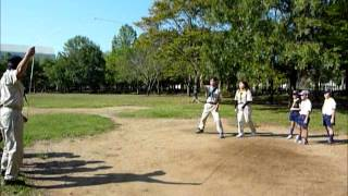 """2012年10月21日(日)、カブ隊は""""秋のスポーツ大会""""。組対抗でドッジボー..."""