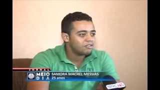 Samora Machel, Oraniã e Obaomi - SRCTV Andradina-SP 27/02/14