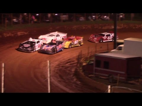 Winder Barrow Speedway Limited Late Model Feature Race 8/29/15