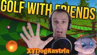 Golf With Your Friends **Einlochen** Livestream Gameplay + Facecam 1080p30