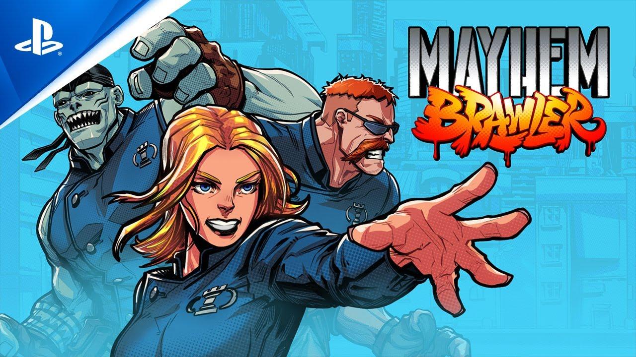 Mayhem Brawler!