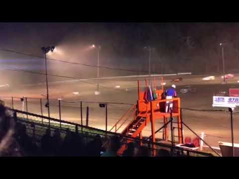 Albany Saratoga Speedway limited sportsman Lou Torres