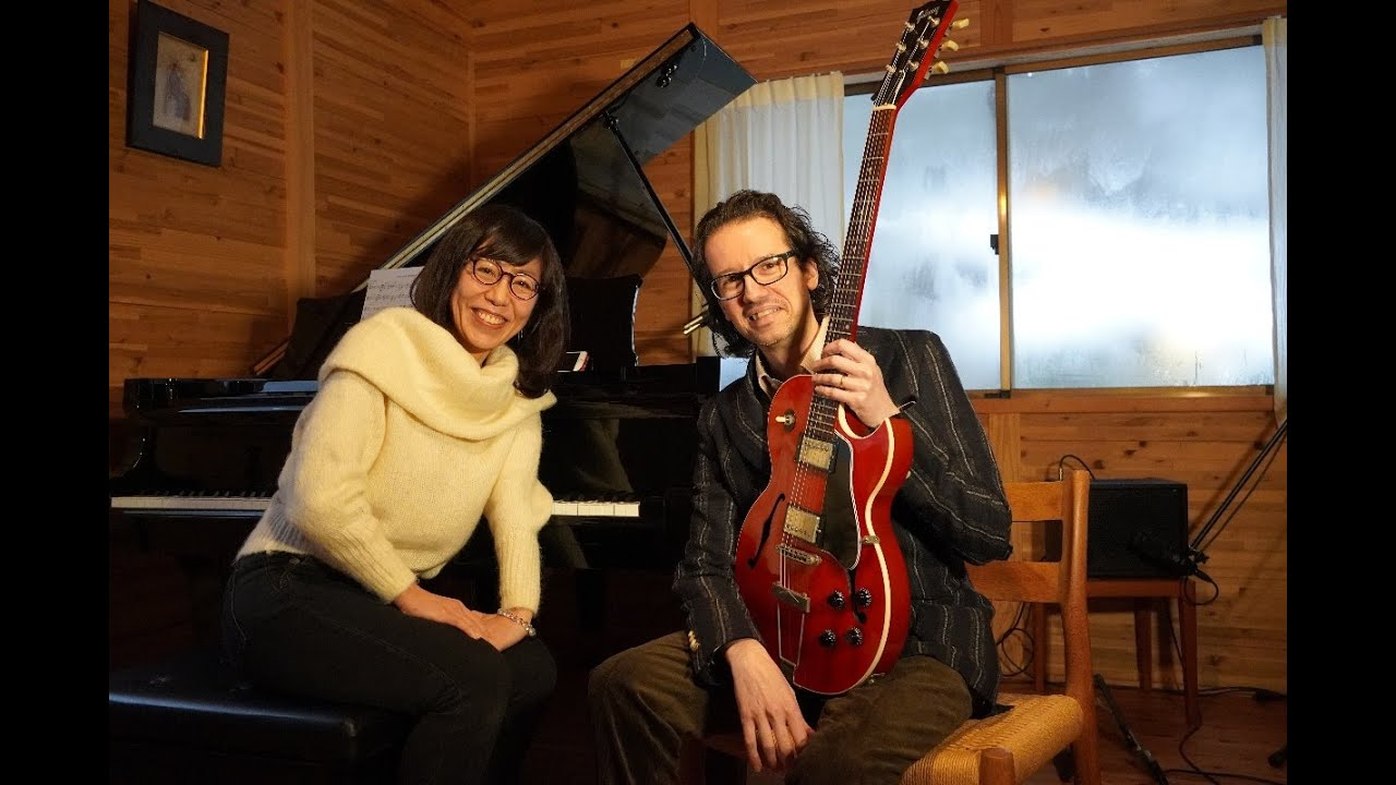 Piano and Guitar Duo - Miho Nozawa | Fabio Bottazzo