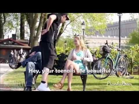 Love At First Sight - KISSING PRANK
