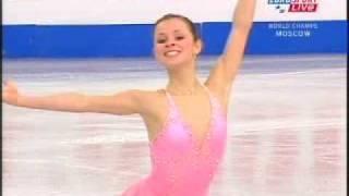 Sasha Cohen FP Worlds 2005