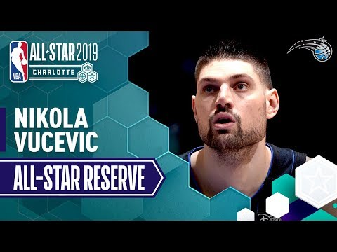 Best Of Nikola Vucevic 2019 All-Star Reserve | 2018-19 NBA Season