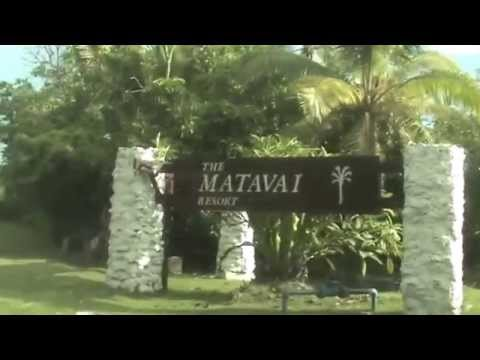 MATAVAI RESORT IN NIUE: From  07/02/14-21/02/14