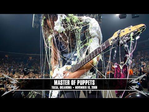 Metallica: Master of Puppets (MetOnTour - Tulsa, OK - 2008) Thumbnail image
