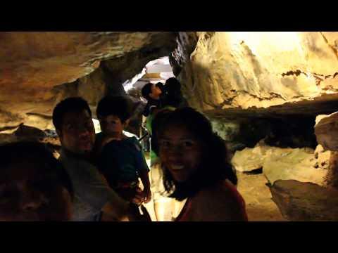 Ruby Falls cavern and underground waterfall, TN