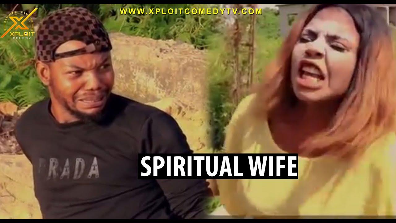Download SPIRITUAL WIFE / Adventures Of Akpamu (episode 1)(XPLOIT COMEDY)