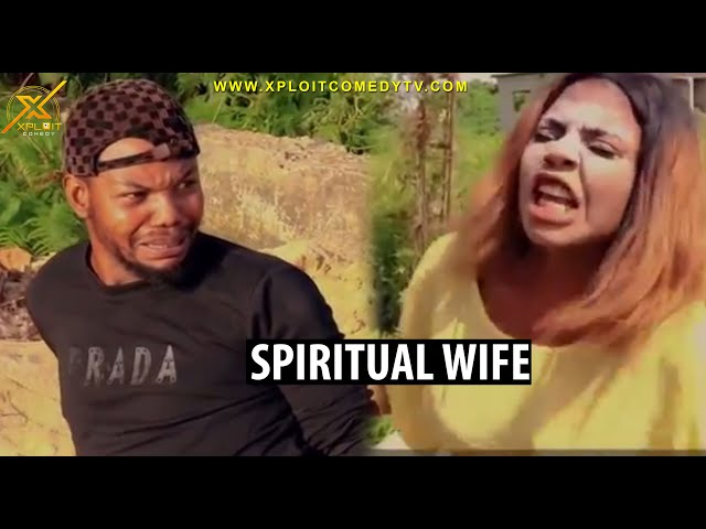 casting out spiritual wives from men 🤣🤣 (xploit comedy)