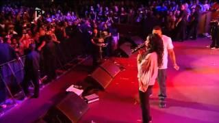 Nelly ft Kelly Rowland   Dilemma Live @ Orange Rockcorps  2009