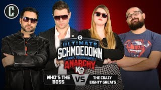 Anarchy Tournament! Reilly/Bateman VS Foutch/Zipper - Movie Trivia Schmoedown