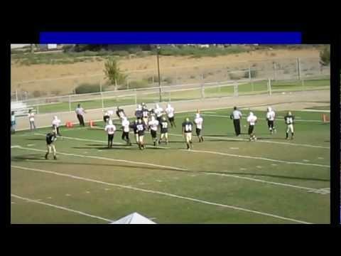 Emanuel Williams #29 Golden Valley High School Freshman Half Back