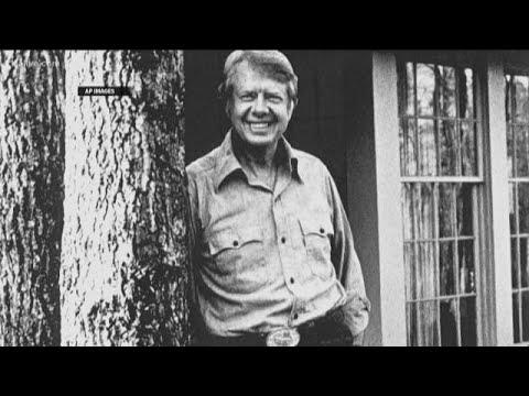 Happy 95th Birthday to President Jimmy Carter!