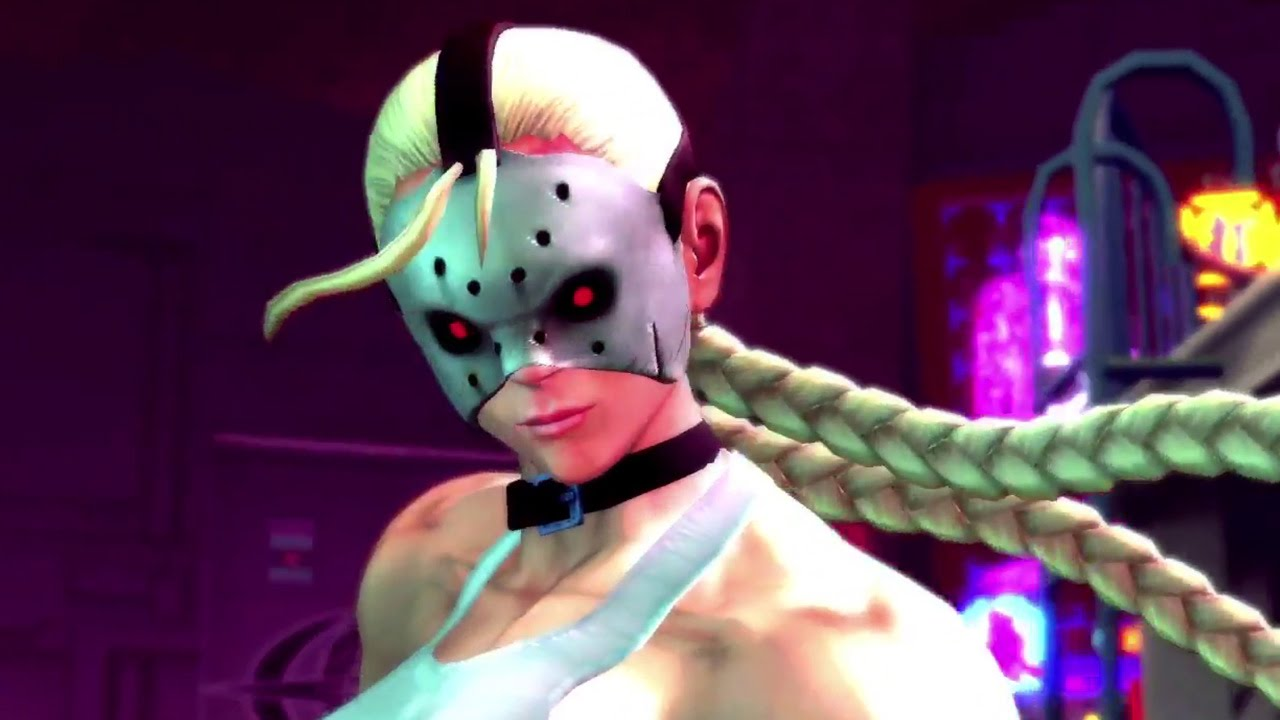 ULTRA STREET FIGHTER IV - Halloween Costumes Trailer (2015) - YouTube