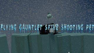 Roblox Script Showcase Episode#695/Flying Gauntlet Spike Shooting Pet